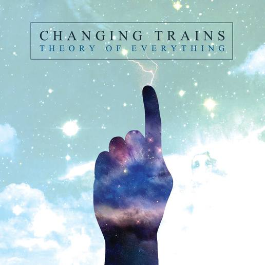 changing trains album cover